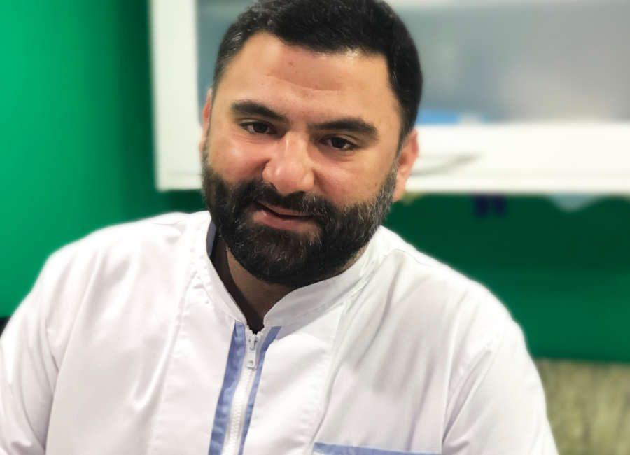 dr feidias nikolaou